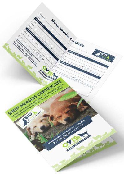 Vet Certificate for Urban Dogs