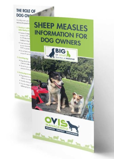 Information for Dog Owners Brochure